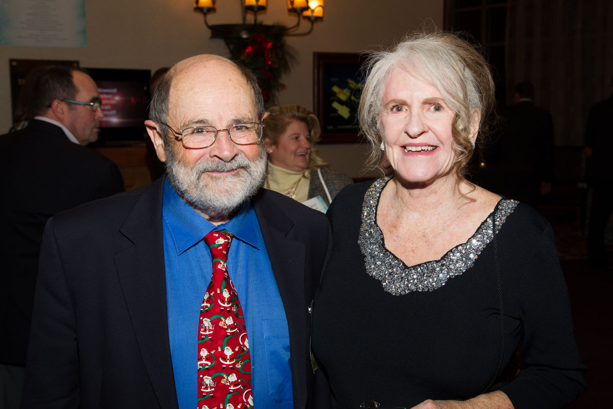 Fred Banfield and Eileen Fitzmaurice