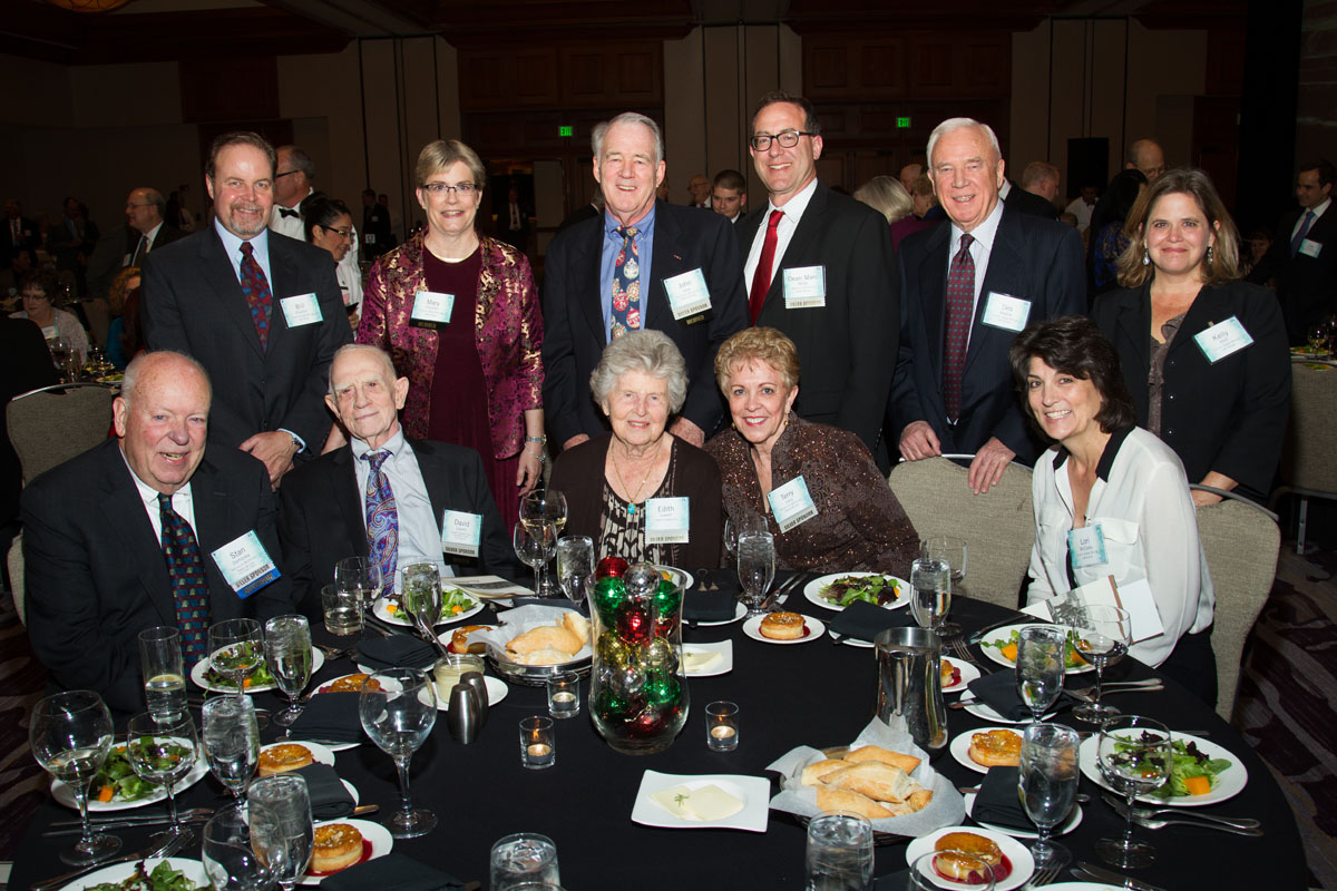 University of Arizona Global Law Center with supporters and guests