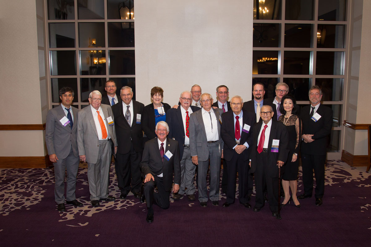 Board and Hall of Fame Committee members