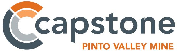 Capstone Mining - Pinto Valley Mine